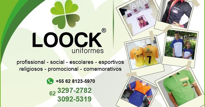 Guia Comercial Sudoeste  Loock Uniformes - sua empresa merece o melhor 56d3803968c17