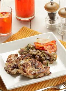 Resep Steak Ayam Sambal Matah Lezat