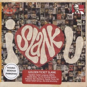 Slank+ +I+Slank+U Slank &#8211; I Slank U Repackage (Full Album 2012)