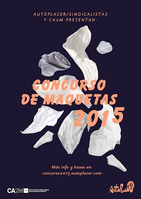 Concurso Maquetas Autoplacer 2015