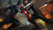 #6 Captain America Wallpaper
