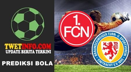 Prediksi FC Nurnberg vs Braunschweig