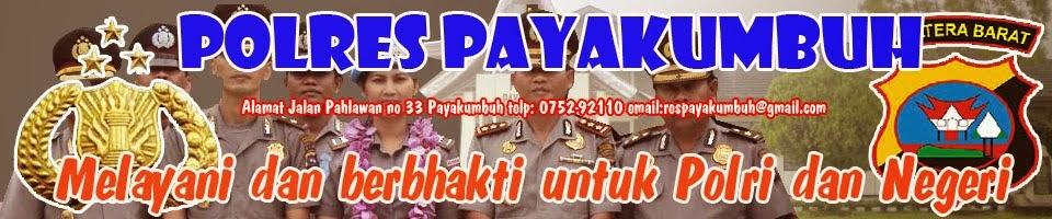 POLRES PAYAKUMBUH