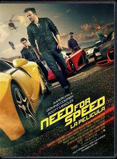 Need For Speed (2014) DVDrip Latino