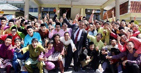 Sekolah Menengah Sains Tuanku Munawir Perokok Z