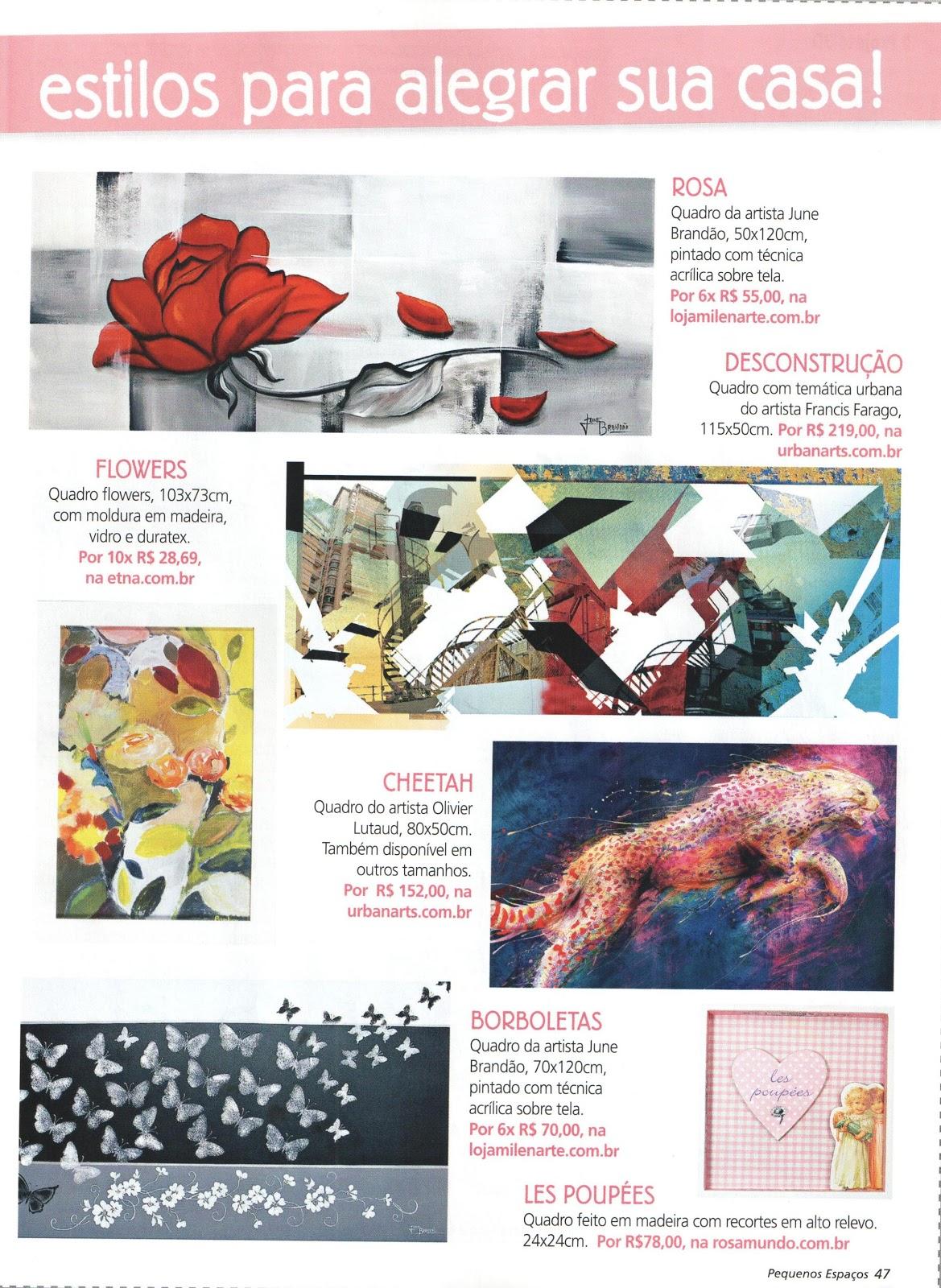 revista decoracao para ambientes pequenos : revista decoracao para ambientes pequenos: de pintura clássica e moderna para decoração de todos os ambientes