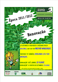 RENOVAÇÕES ÉPOCA 2011/2012