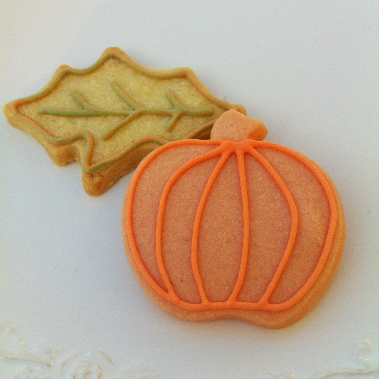pumpkin cookie