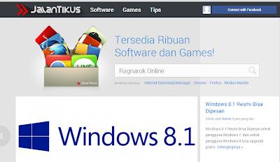 Info Jalantikus.com Download Game PC dan Android Gratis Terbaru dengan server lokal