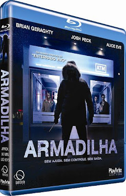 Filme Poster Armadilha BDRip XviD Dual Audio & RMVB Dublado