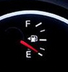 Know which side of the car your gas gauge is on
