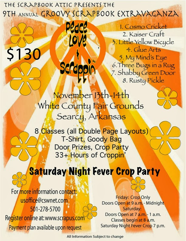 Flyer for 2009 Extravaganza
