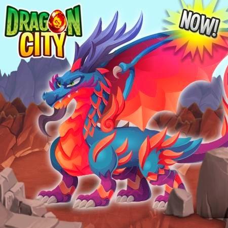 imagen de la oferta especial del dragon joseon de dragon city