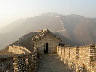 Великая Китайская стена. Фото 5