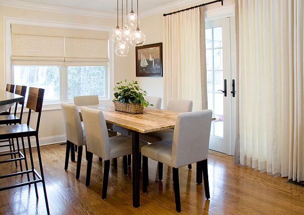 Sala-de-jantar-com-piso-de-madeira