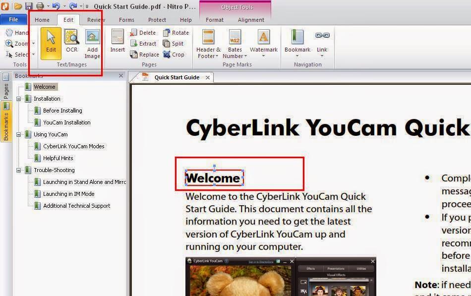 program to edit text in pdf