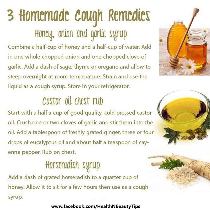 Natural Remedy Cough Suppressant