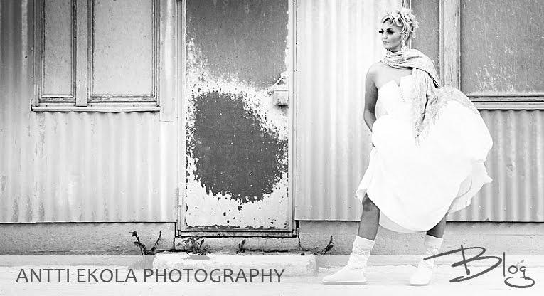 Valokuvaaja - Antti Ekola Photography