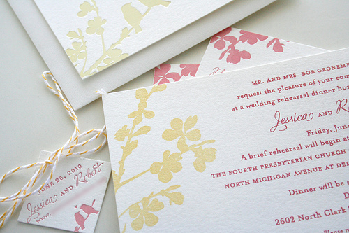 Wedding Invitation Etiquette Gifts Money : Thing (or Two) About Holly Jean: Wedding Invites and Money Gifts