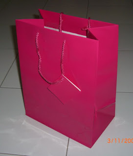 Buat Shopping Paper Bag Murah