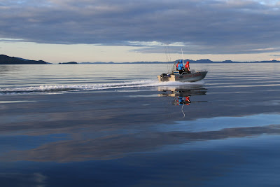 Motoring Out to Alexander Island