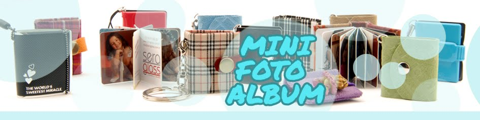 Mini Foto Albüm
