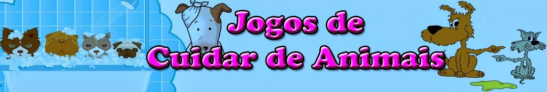 JOGOS DE CUIDAR DE ANIMAIS