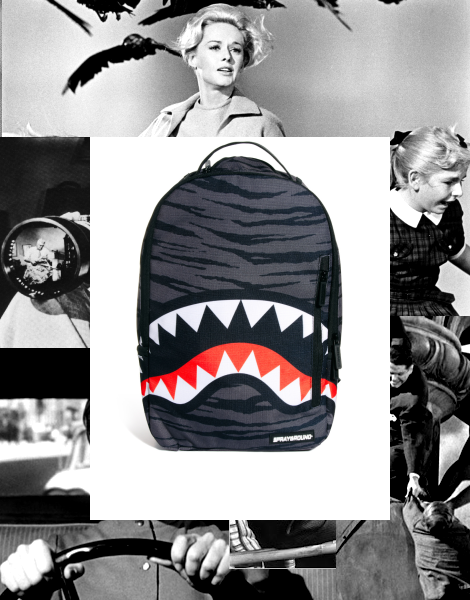 Sprayground's Tiger Shark Backpack