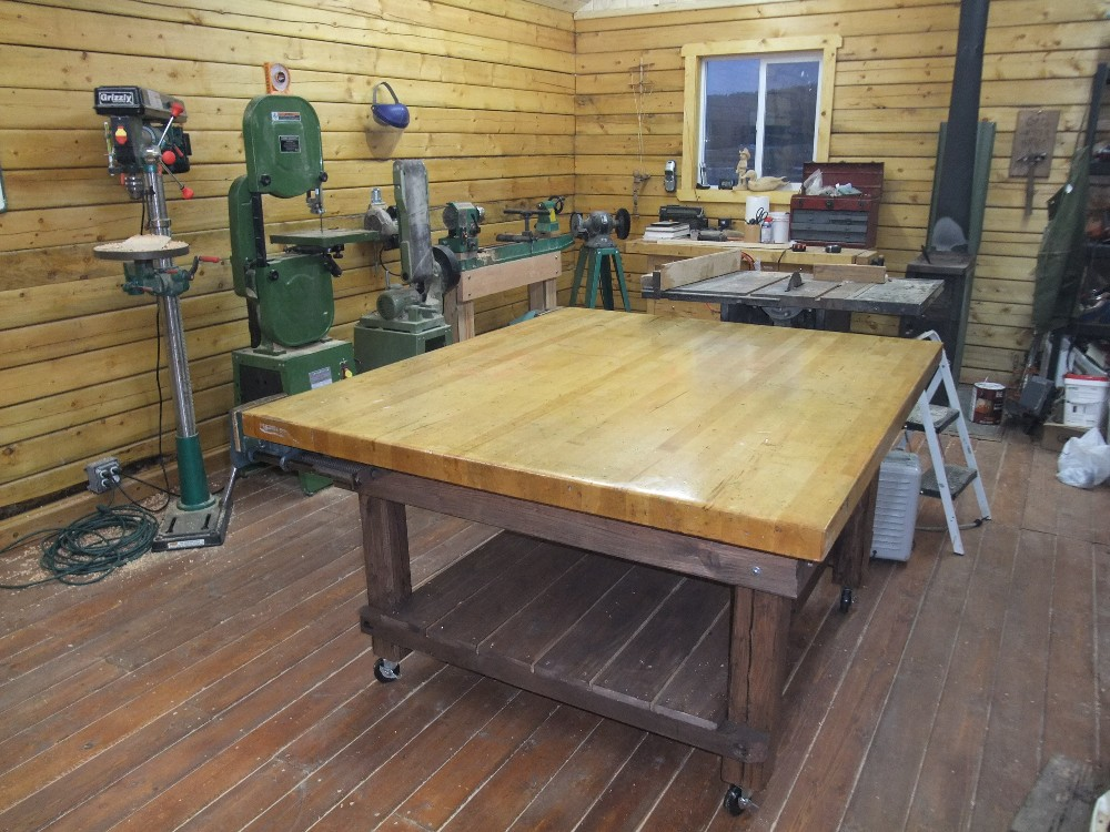 Wood shop work tables,studio shed floor plans,8 x 8 shed kit,storage ...