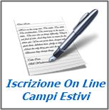 Iscrizione On Line Campi Estivi
