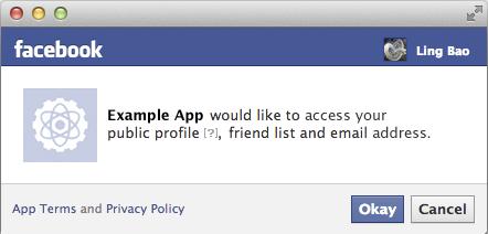 facebook new settings