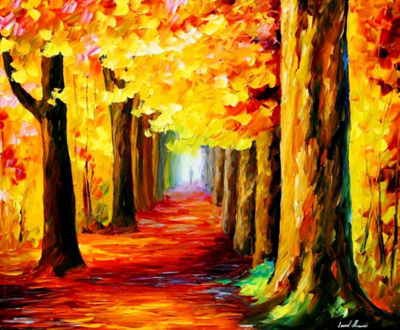 Im genes arte pinturas paisaje impresionista moderno - Ver colores de pinturas ...