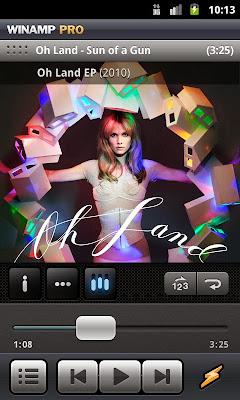 Winamp app