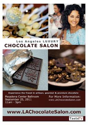 Los Angeles: Los Angeles Chocolate Salon 2011