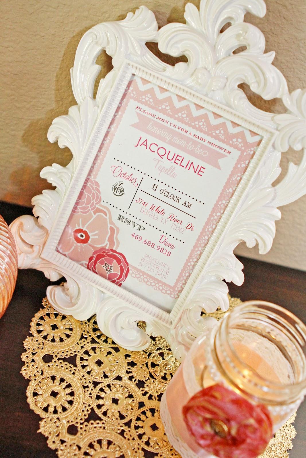 Vintage Baby Shower Decoration Pb J Babes Jacquelines Vintage Tea Party Baby Shower