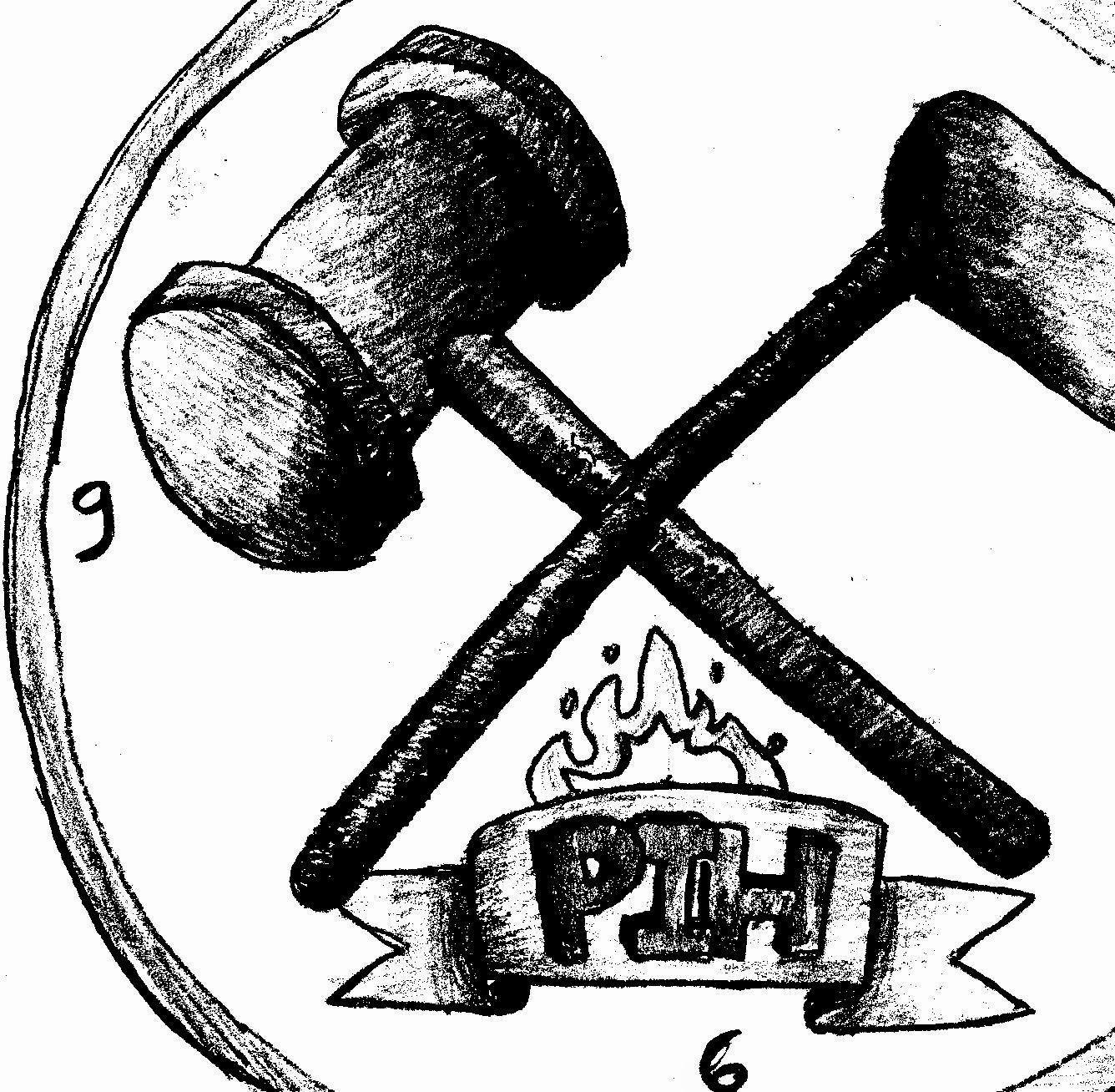 Gambar Wallpaper Ilustrasi Bayangan Hitam Logo Desain Grafis Bersama Jamban