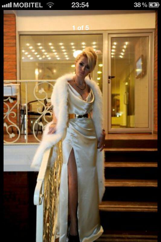 Evening Gowns - Valdrin Sahiti