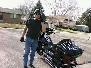 Tim - Let's Ride!