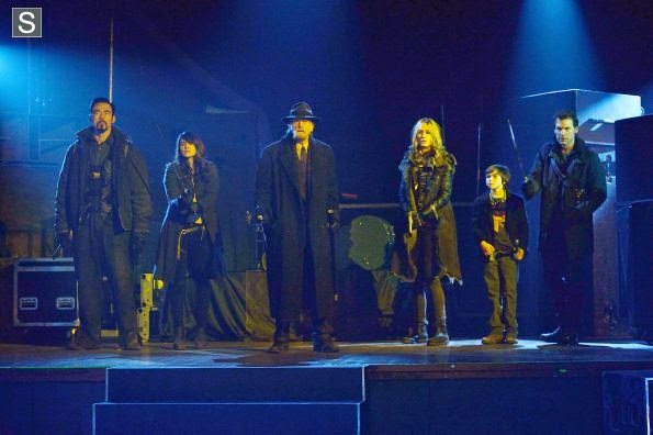 "The Strain - The Master - Review: ""It's A Small World"""