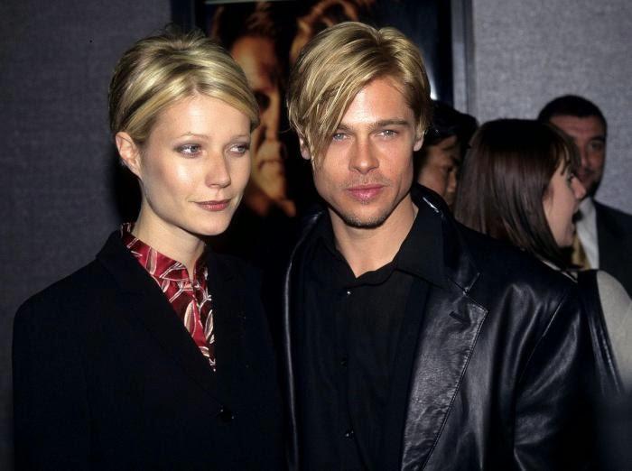 Gwyneth Kesal Tak Buat Video Seks Masa Couple Brad Pitt