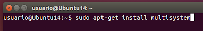 sudo apt-get install multisystem
