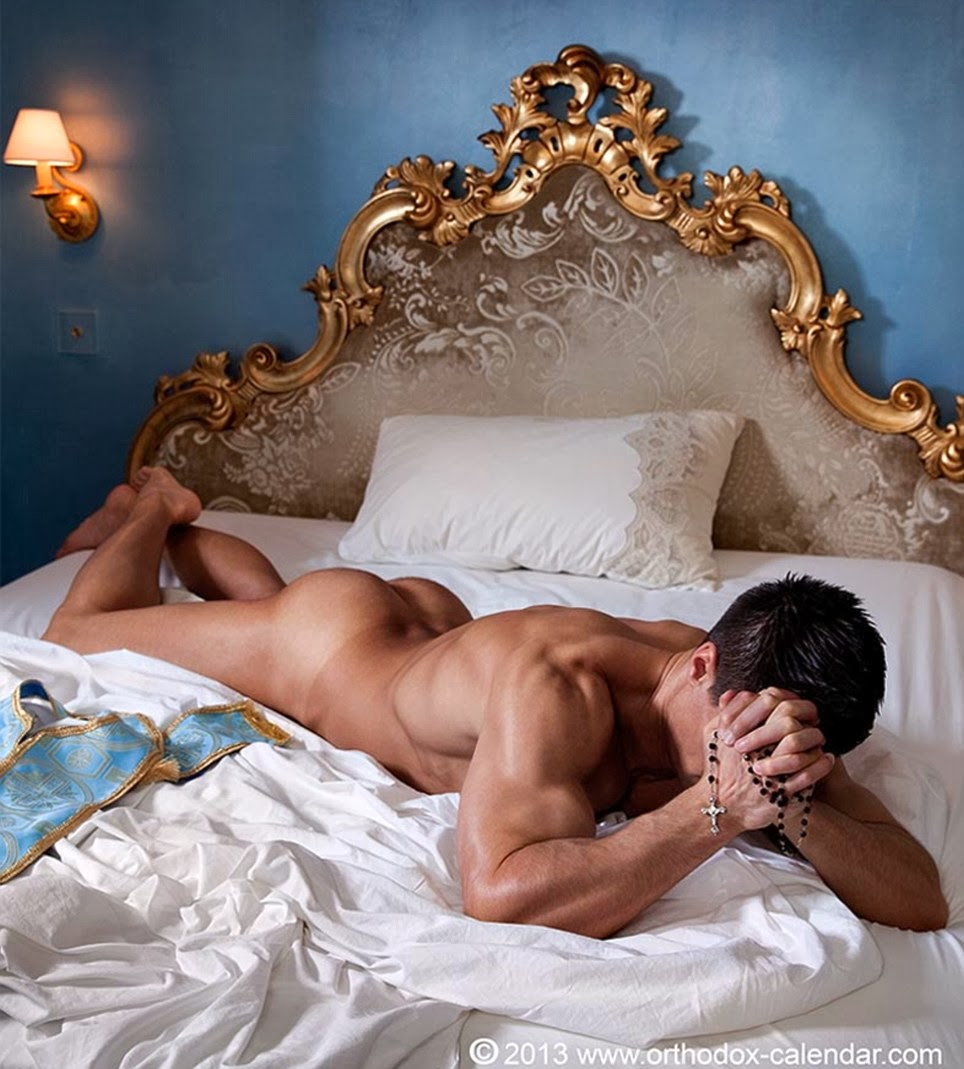 Nude male calendar poses remarkable, very