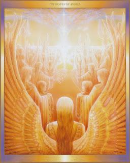 Heaven of angels