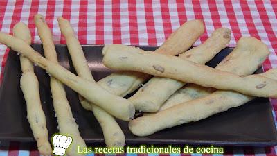 receta de rosquilletas con pipas