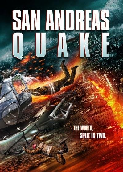 San Andreas Quake 2015