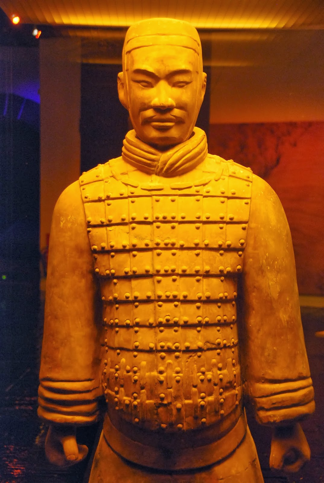 Terracotta Warriors Body Terracotta Warriors Full Body