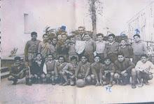 Equipo de fútbol del colegio con D.Enrique