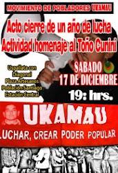 Invitación Jornada Social-Cultural 17 de diciembre
