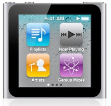 iPod Nano 8th Generation Review and Price 2014