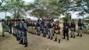 Operação integrada resulta em várias prisões em Delmiro Gouveia e em  mais 4 cidades do sertão